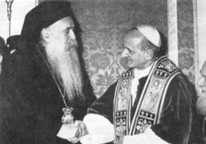 Permanent Link to Чем отличается Католическая Церковь от Православной?