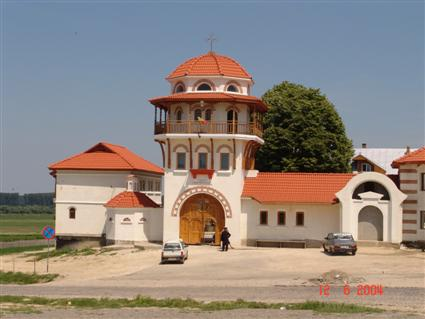 Ghid contemporan al Mănăstirii Dervent
