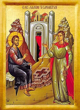 Fotini, femeia samarineancă!   Catedrala Navigatorilor