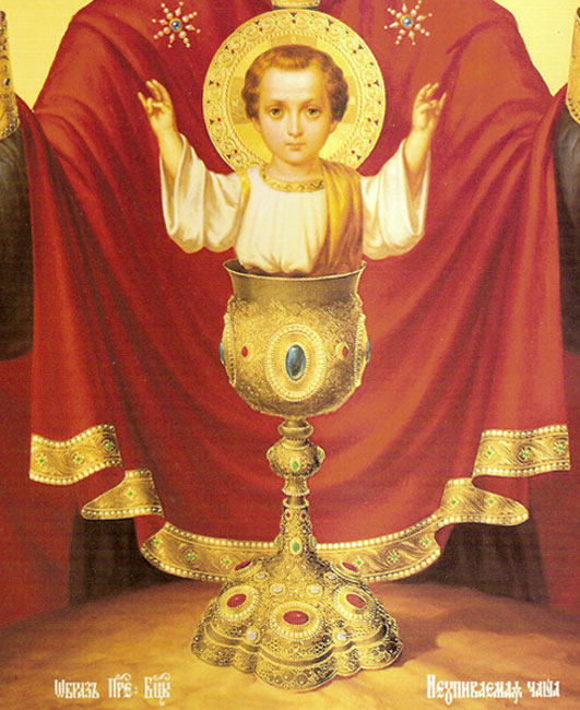 RUGĂCIUNI DE MULŢUMIRE DUPĂ ÎMPĂRTĂŞIREA CU DUMNEZEIEŞTILE TAINE